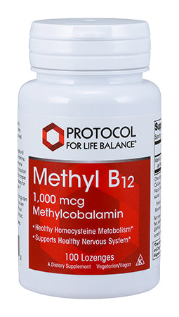 Methyl B12 100 Lozenges/1,000 mcg