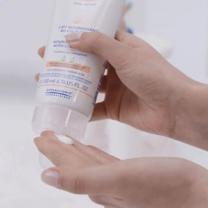 Nourishing Lotion with Cold Cream