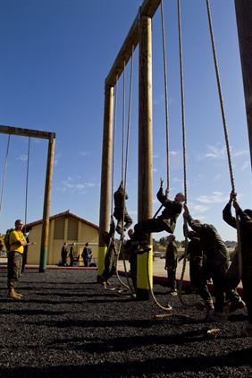 The Ropes at Boot Camp