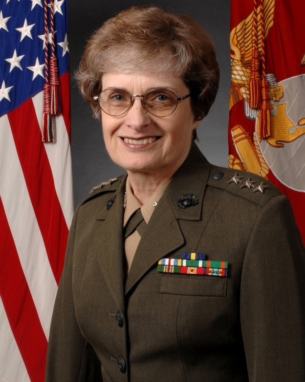 First Female Lt. Gen. in U.S. Armed Forces
