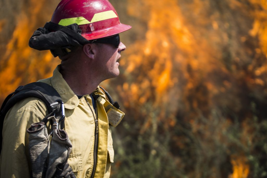 PENDLETON FIRE DEPARTMENT LOOKS AHEAD TO 2020 FIRE SEASON