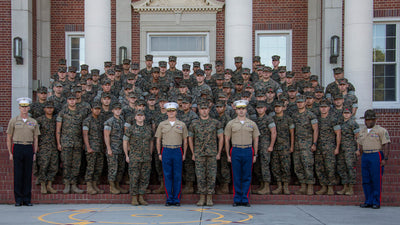 Marines Return to their Old Stomping Grounds