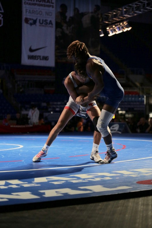 Marines Attend USA Wrestling Championship in Fargo