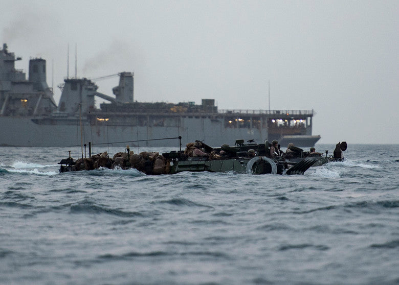 USS Boxer ARG, 11th MEU Conduct Amphibious Landing Exercise in Djibouti