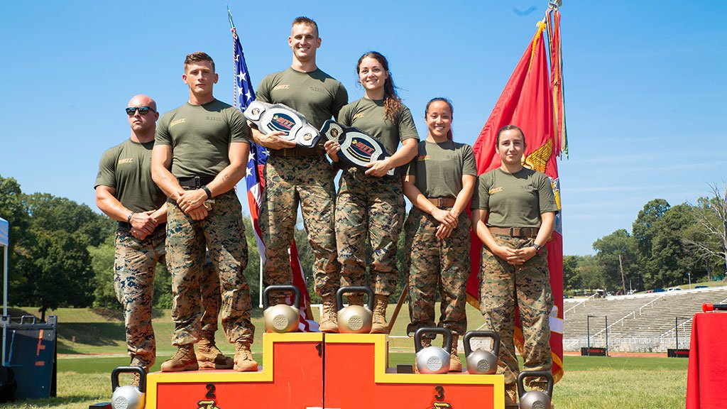 Marines Triumph Through 5th Annual HITT Championship