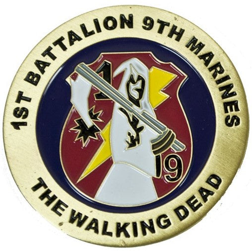 Walking in 1/9 (Walking Dead or Walking Death?)