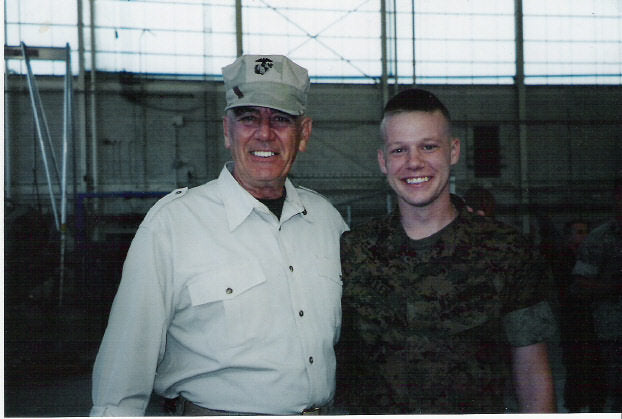 Meeting GySgt Ermey