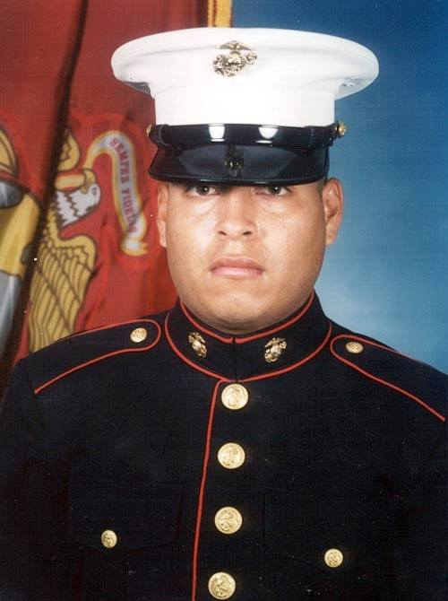 Marine of the Week // Selfless Sacrifice