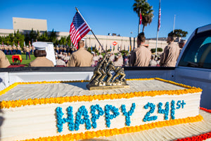 Happy 241st Birthday (A MESSAGE FROM THE COMMANDANT OF THE MARINE CORPS)