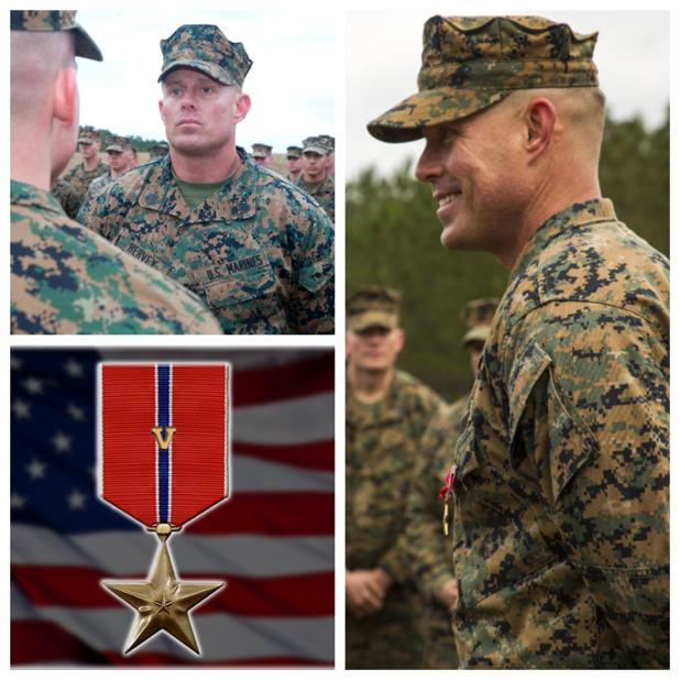 Marine of the Week // Up Against an Enemy Platoon