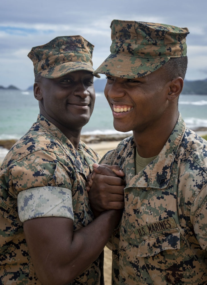 Quiet Strength: One Marine's Mentorship