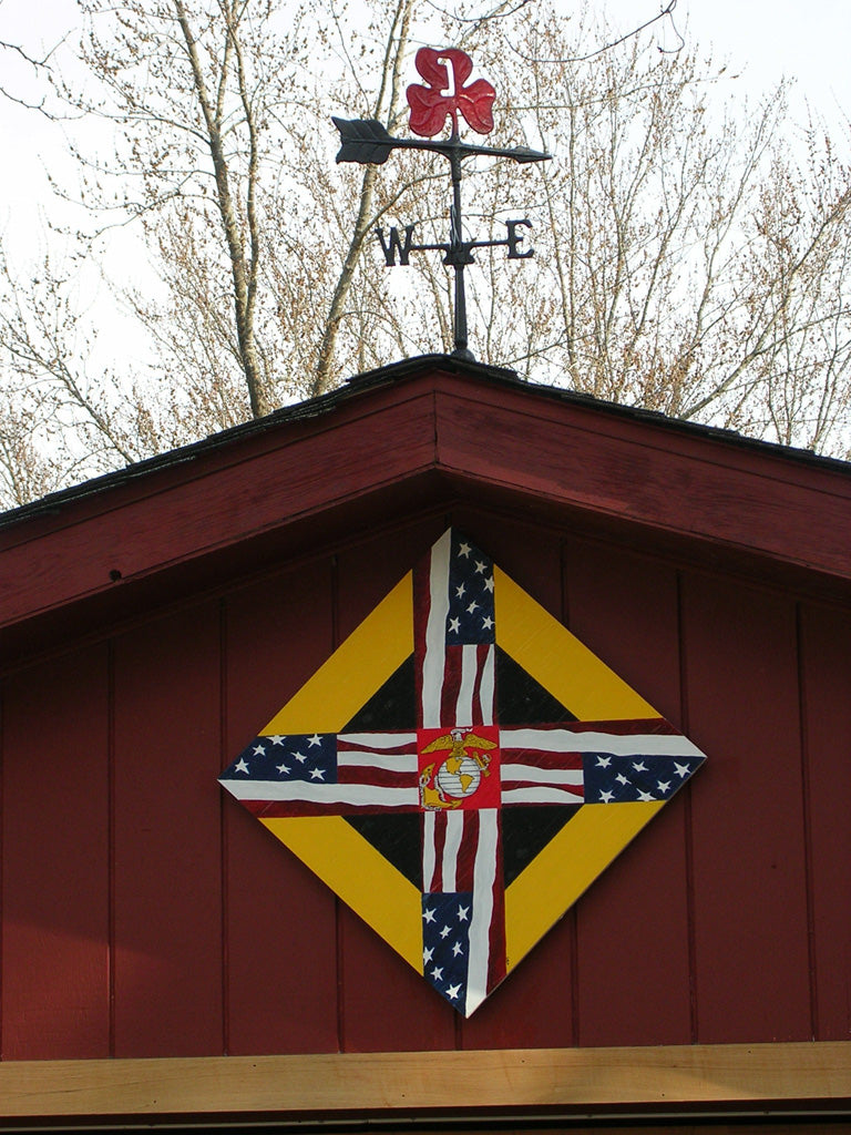 The Barn Quilt
