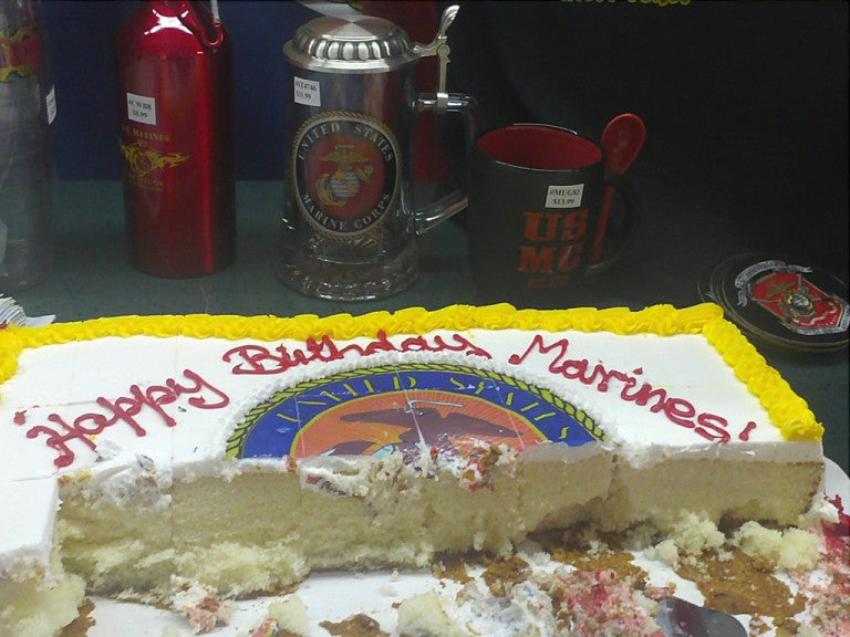 Celebrate the Marine Corps Birthday with us!