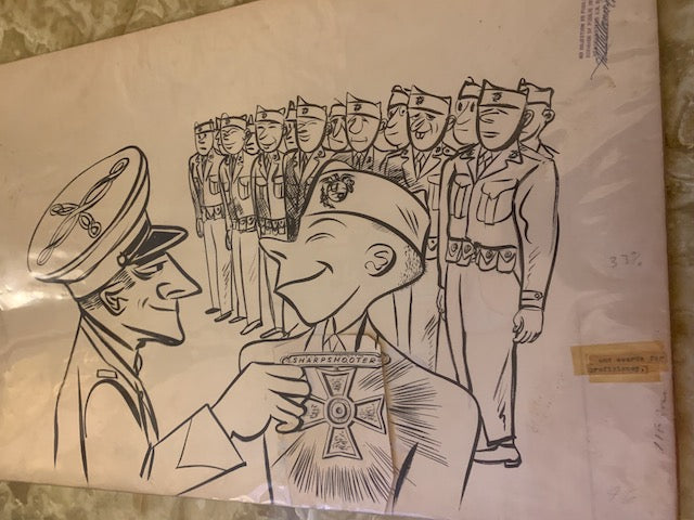 Need Help Identifying Boot Camp Cartoon Pics