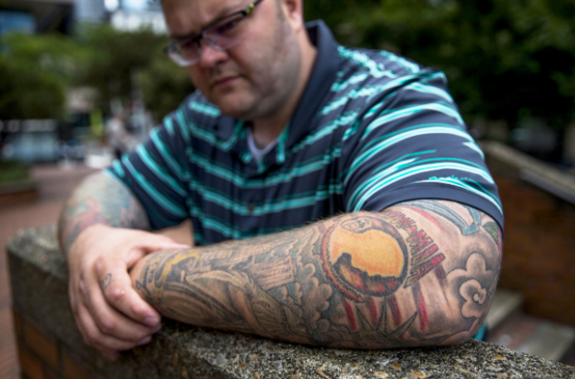 Veterans' Tattoos Symbolize Loss, Service and Patriotism