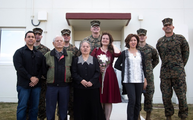 3rd MarDiv Staff NCO Barracks Renamed After Vietnam War Hero