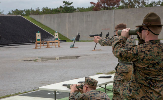 Marines Showcase Marksmanship Skills at the 2018 Far East Marksmanship Competition on Okinawa