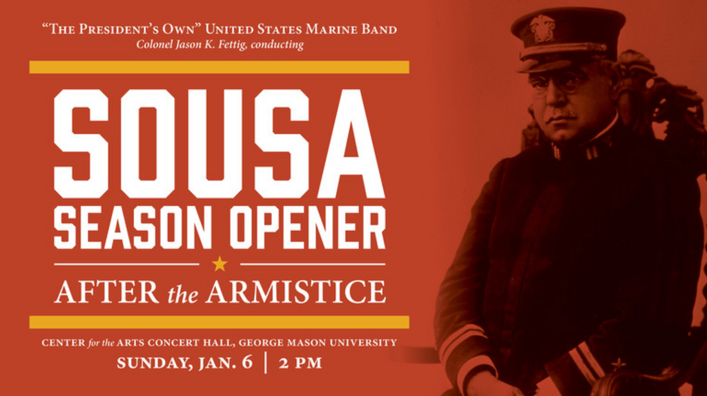 Sousa Season Opener: After the Armistice