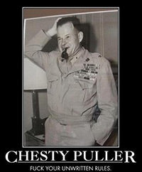 Chesty Rules