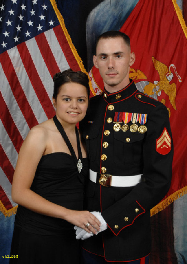Proud Marine Mom of Cpl Clemens