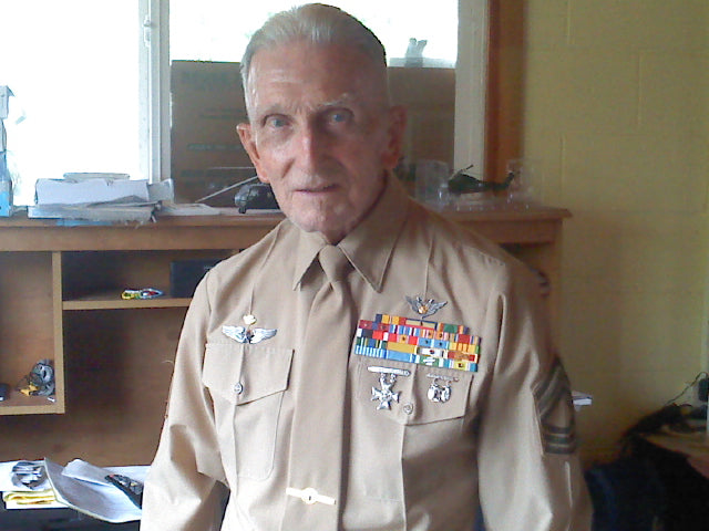 Tough Old Marine - GySgt Paul Moore