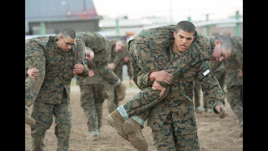 I Remember Marine Corps Boot Camp