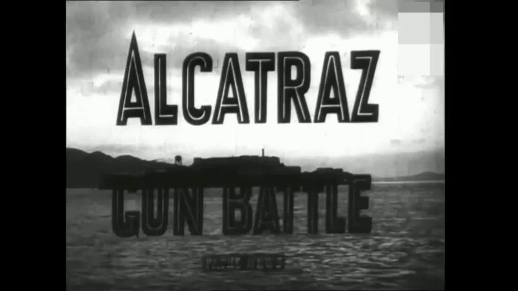 The Battle of Alcatraz Begins (1946)