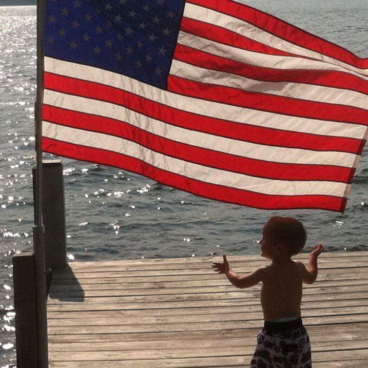 My Son On July 4th 2012
