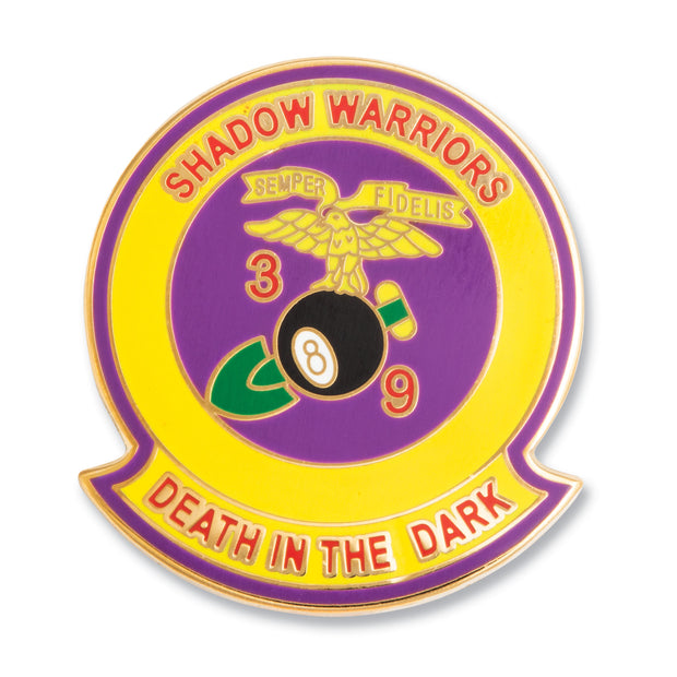3rd Battalion 9th Marines Pin