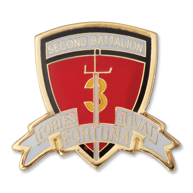 2nd Battalion 3rd Marines Pin