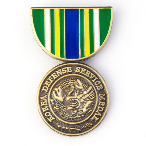 Korea Defense Service Pin
