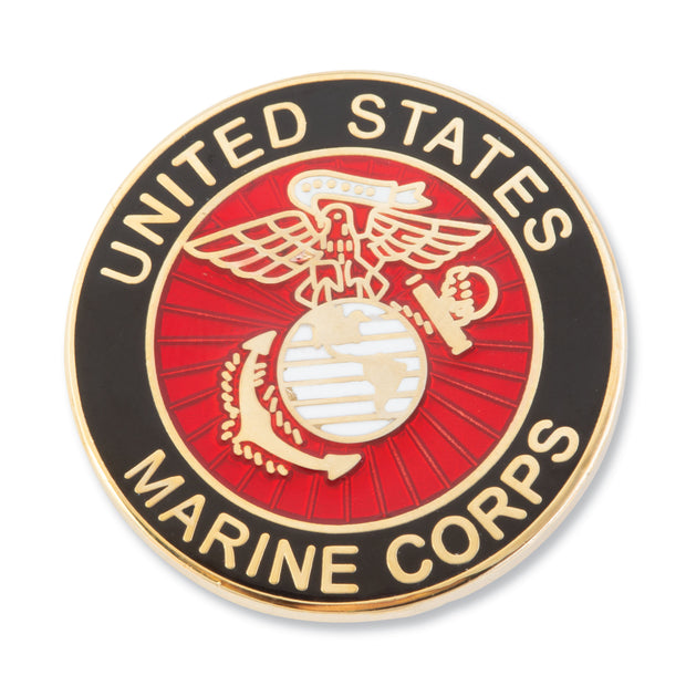 US Marine Corps Lapel Pin