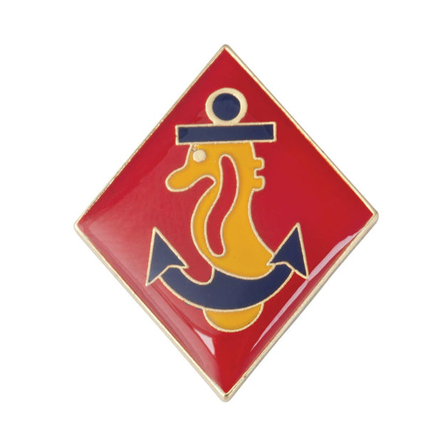 Sea Duty Detachment Pin