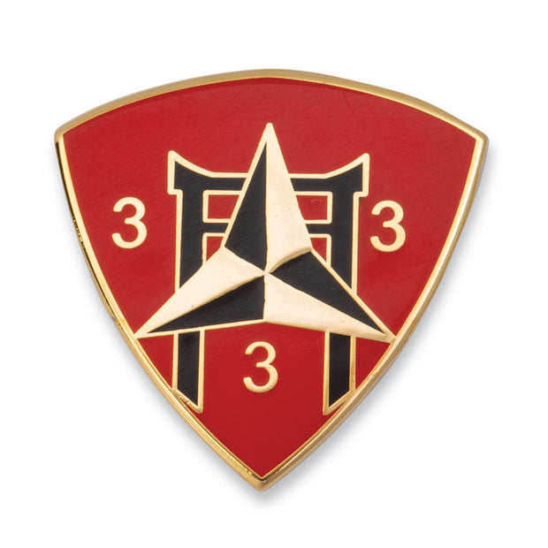 3rd Battalion 3rd Marines Pin