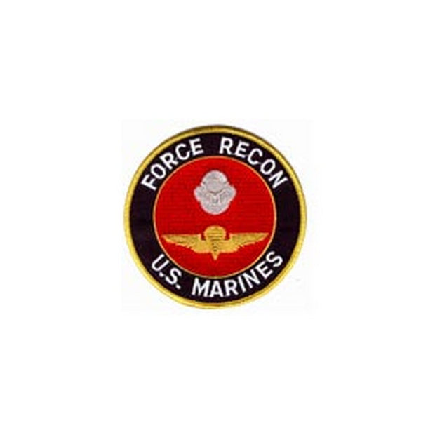 US Marines Force Recon Lapel Pin