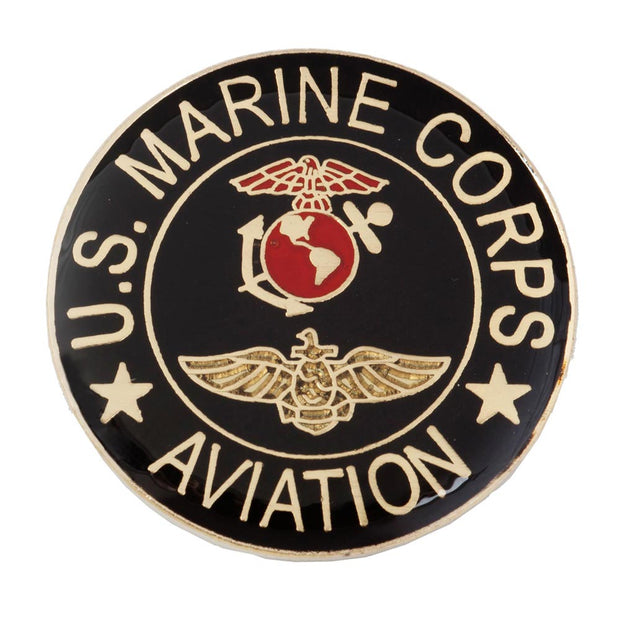 Marine Corps Aviation Pin