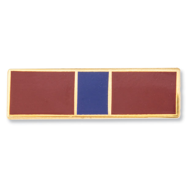 Marine Corps Good Conduct Ribbon Lapel Pin