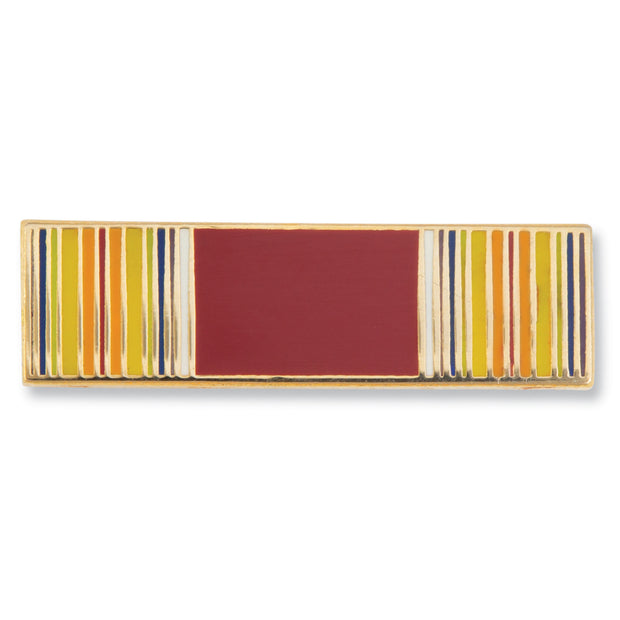 WWII Victory Ribbon Lapel Pin