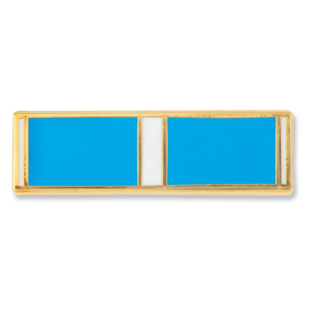 Korean Service Ribbon Pin