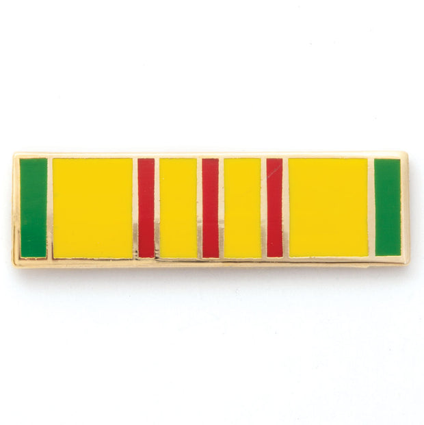 Vietnam Service Ribbon Lapel Pin