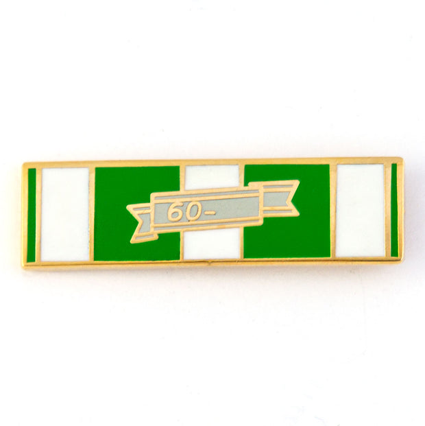 Republic of Vietnam Campaign Ribbon Pin