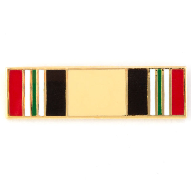 Iraq Campaign Ribbon Pin