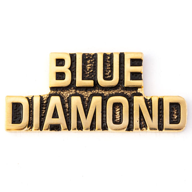 Blue Diamond Pin