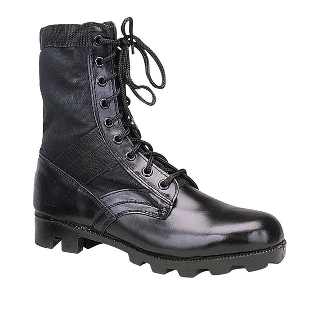 Ultra Force Black Jungle Boots