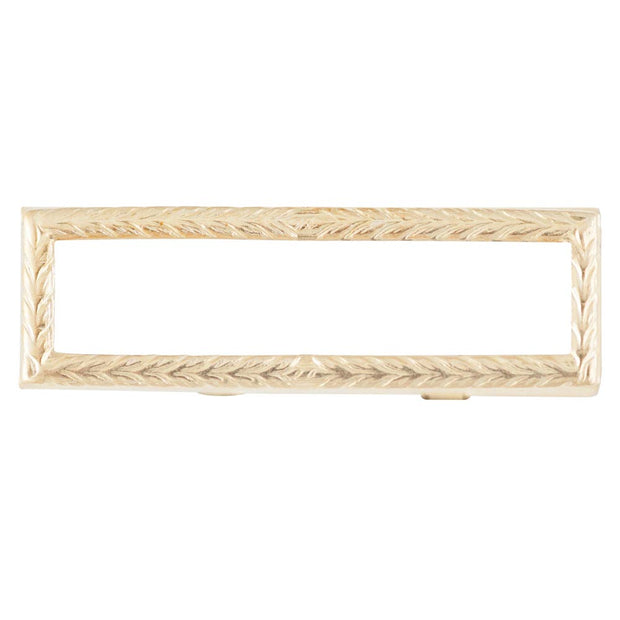 Narrow Gilt Ribbon Frame