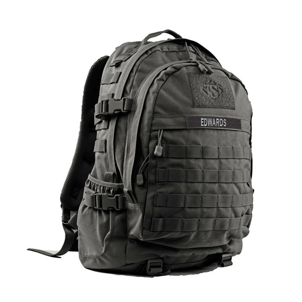 Black Elite 3 Day Backpacks