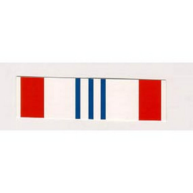 Defense Meritorious Service Ribbon Bumper Sticker