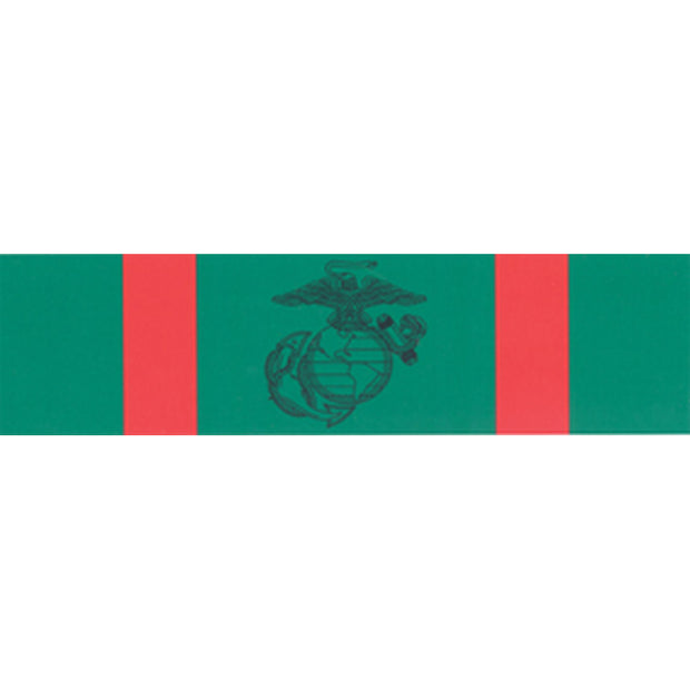 Navy and Marine Corps Achievement Bumper Sticker