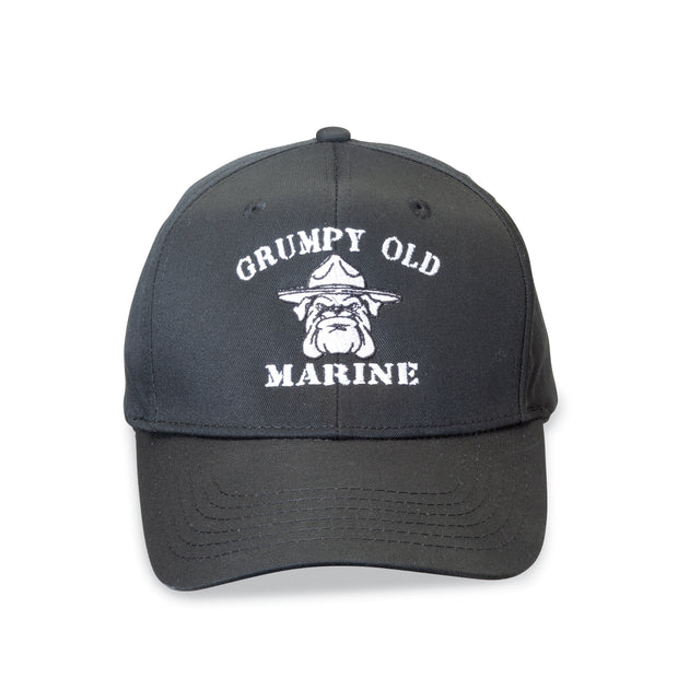 Grumpy Old Marine Cover