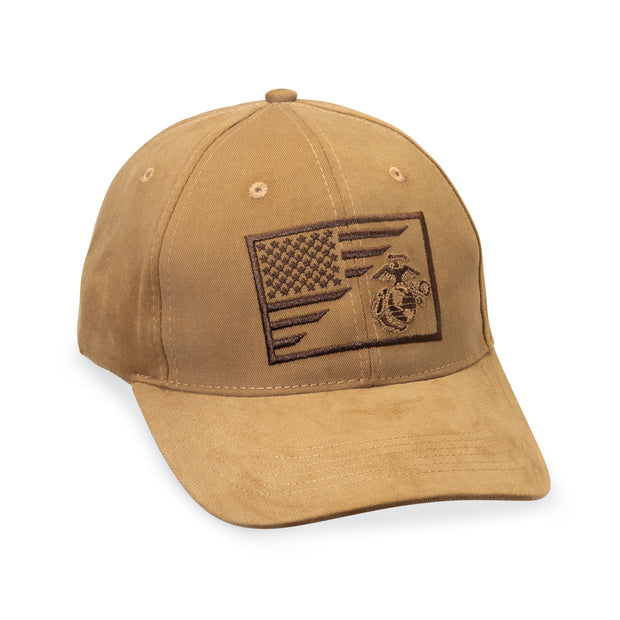 Coyote Brown USMC Low Profile Cover